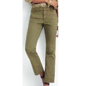 Awesome J. Crew Cropped Chinos